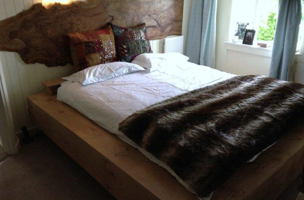 Bespoke Wooden Bed Unique Wild Wood Furniture