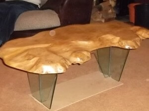 Bespoke coffee tables