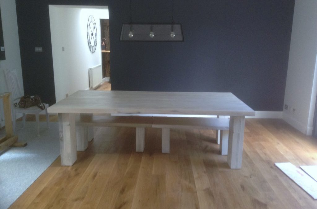 pitch pine dining tables