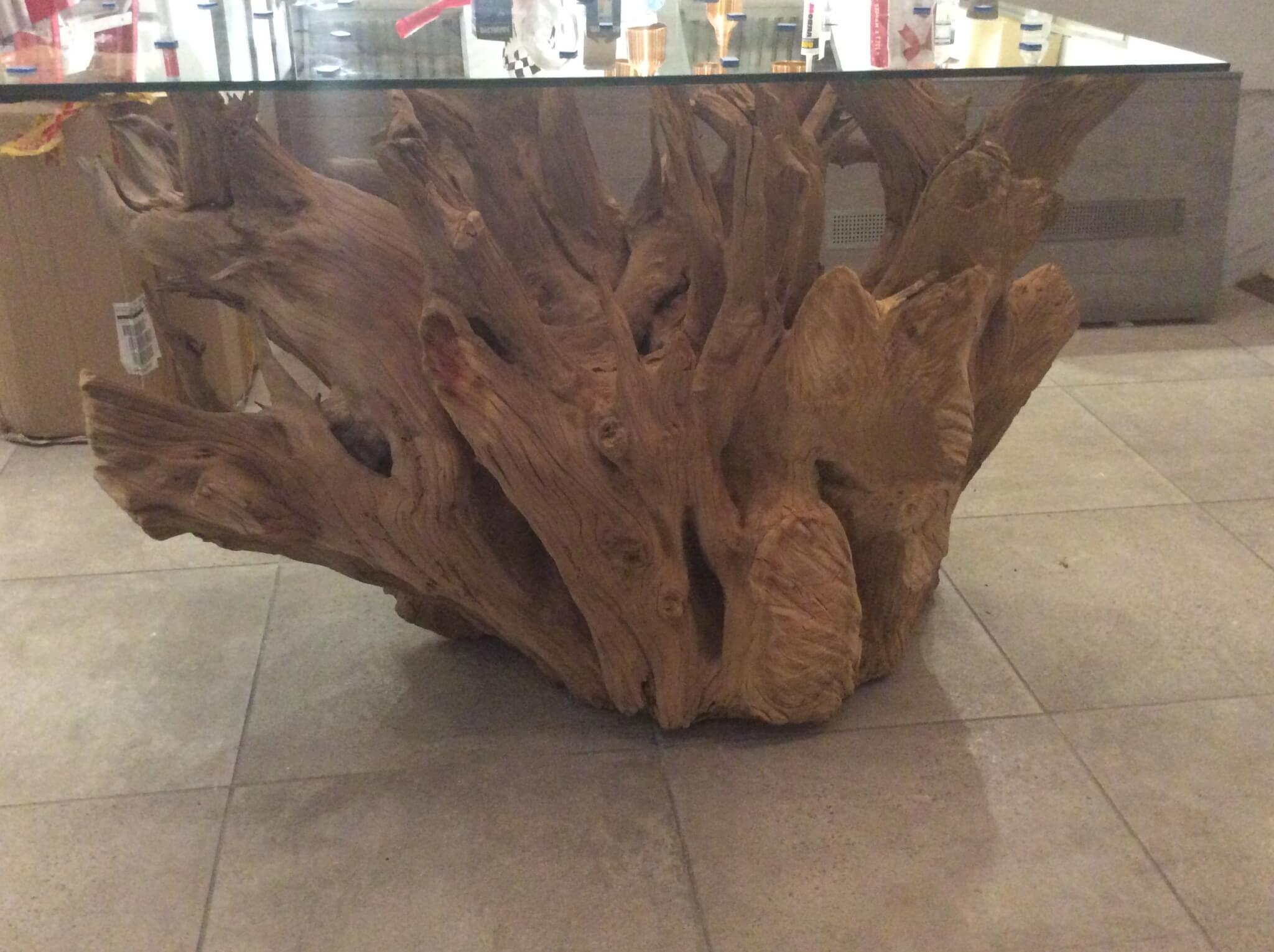 Tree Root Dining Tables Unique Wild Wood Furniture
