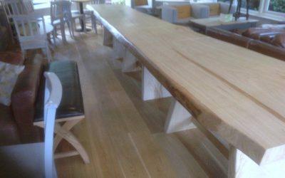 Tree slice bar tops, live edge bar tops, natural edge bar tops