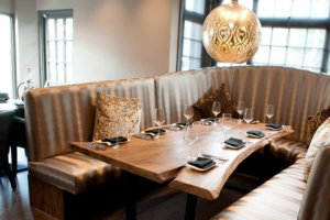 natural wood dining tables