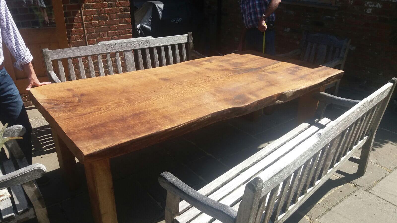 Tree Slice Tables Unique Wild Wood Furniture