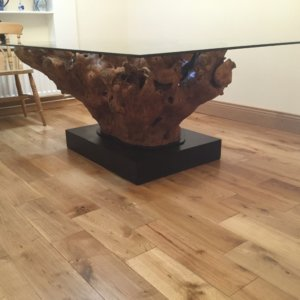 Tree Stump Dining Tables
